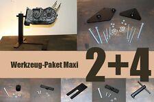 Werkzeug Paket Maxi für Simson: Montagebock, Trenn-Set und 4 Spezialwerkzeuge
