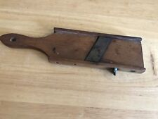 Small Vintage T+D MFG Cabbage Kraut Slicer Mandolin Mandoline Indianapolis, USA