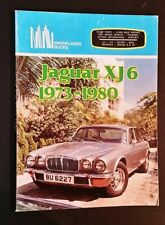 JAGUAR XJ6 1973-1980, R M CLARKE, BROOKLANDS, NEW 100 PAGE CAR BOOK / OFFER?