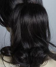 Clip En Cola De Caballo Extensiones De Cabello llamar Cadena Cola De Caballo extensión Pieza Suelta Curl
