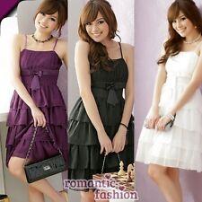 ♥Größe 34 bis 38 kurzes Abendkleid Cocktailkleid Ballkleid Abikleid Sommerkleid♥