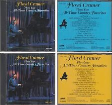 FLOYD CRAMER All Time Country Favorites Heartland Music 2 CD Classic Piano Hits