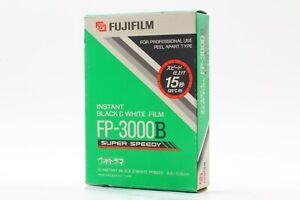 ( NEW )  FujiFilm FP-3000B Instant B&W Expired film From JAPAN (1)