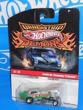 Hot Wheels 2010 Drag Strip Demons #13 Bubble-Up / Pacemaker '77 Firebird