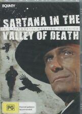 SARTANA IN THE VALLEY OF DEATH -  William Berger, Wayde Preston - DVD
