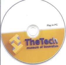 Tech Museum Of Innovation Pc Cd