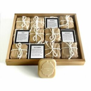 NEW Beekman 1802 A Year in the Country Soap set of 12
