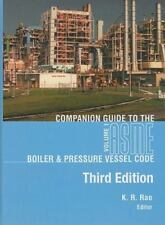 Companion Guide to the ASME Boiler and Pressure Vessel Code, Third-ExLibrary
