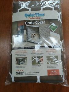 Quiet Time Defender Crate Cover Teflon fabric protector