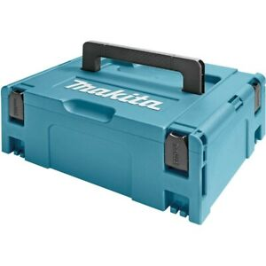 Makita MAKPAC Gr. 2 NEU ohne Aufkleber 821550-0 MACPAC2 System Koffer #1