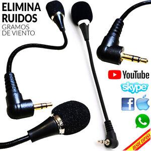 Microphone Flex Overrides Noise 17 CM Computer Laptop PC Skype Whatsapp Fb Dy