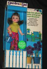 Garden Gal Doll Meadow Brunette Kenner General Mills 1973 Hong Kong - Nrfb Mip