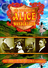 The Initiation of Alice in Wonderland: The Looking Glass of Lewis Carroll - DVD!
