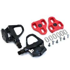 EXUSTAR E-PR16 Aluminum Body Road Pedals , Black