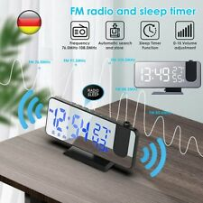LED Radiowecker mit Projektion L...