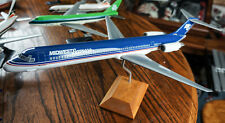VINTAGE MIDWEST EXPRESS DC-9 SUPER 80 AIRLINES CHIEFTAIN AIRCRAFT1/100 MODEL JET