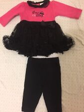 Baby essentials Girls 2 Piece Outfit 3 Months
