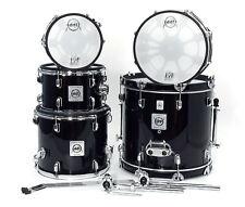 E-Drum PadSet ddt Standard Serie schwarz Kessel Satz Roland TD 10 12 20 30 50