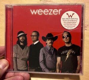 Weezer - Weezer ( Red Album), BN Sealed CD