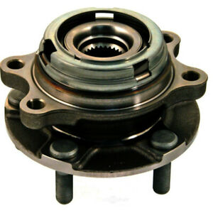 Wheel Bearing and Hub Assembly ACDelco 513296