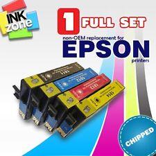 Full Set of non-OEM Ink Cartridges for EPSON XP-305 XP-312 XP-315 XP-322 XP-325
