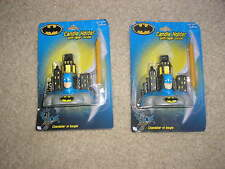 Brand New Lot of 2 Batman Candle Holder with Taper Candle