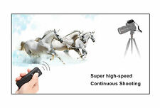 CameraPlus® High Speed Sync Camera Shutter Release for Canon and Pentax (RWT E3)
