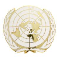 Insigne de béret de l'ONU Organisation des Nations Unies / UN - Neuve