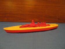 Rare, vintage - Exploding Battleship, by Thomas Toys of New Jersey