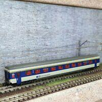Spur N 1:160 ROCO 24277 BLS Schweiz Schnellzugwagen Eurofima 1.Kl. OVP neuwertig