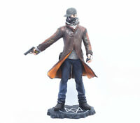 Watch Dogs Aiden Pearce Toy Figure Statue Figurine Toy gift New No Box