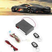 Universal Car Remote Control Central Kits Door Lock Locking Keyless Entry System