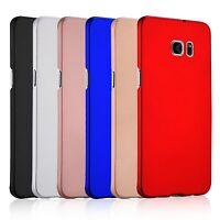 Slim Transparent Matte Hard Plastic Case Cover Skin For Samsung Galaxy S7 Edge