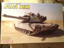 DRAGON 3535 1/35 M1A1 AIM (DS Track / Excluding Matel Barrel)