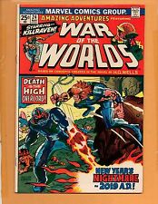Amazing Adventures #24 Killraven War Of The Worlds VF+ to VF/NM