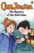 NEW Cam Jansen: the Mystery of the Gold Coins #5 by David A. Adler