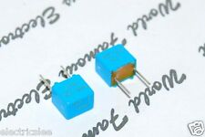 10pcs-Roederstein(ERO) MKP1830 3300P (3.3nF 3n3) 100V 1% pitch:5mm Capacitor