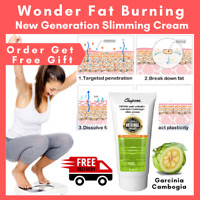 100ml Anti Fat Slimming Cream Cellulite Body Weight Loss Burning Burner Firming