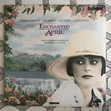 Enchanted April - Laserdisc