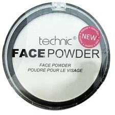 Technic White Makeup Face Cream or Face Powder Goth Vampire Stage Ghost Skeleton