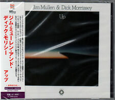 Jim Mullen & Dick Morrissey 1977 UP Japan Only CD Limited Edition 2009 JAZZ FUNK