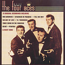 The Four Aces - Best of [New CD] England - Import