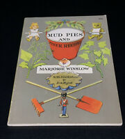 Mud Pies and Other Receipts by Marjorie Winslow Vintage 1973 [Paperback]