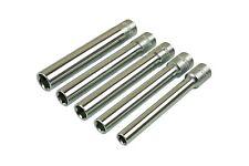 Set chiavi extra profondo Long 3/8 unità per da incasso BULLONI 8mm 10mm 12mm
