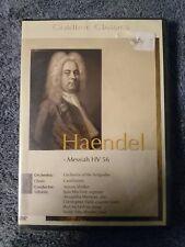 Goldline Classics DVD Musik Klassik Haendel Messiah HV56 OVP Eingeschweißt