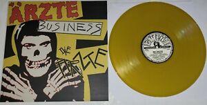 """12"""" LP Vinyl Die Ärzte - Business Bela B. Farin Urlaub Punk"""