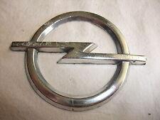 o1s Original Oldtimer Emblem Typenschild Kühlerfigur oder Heckklappe Marke Opel