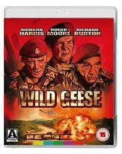 The Wild Geese Blu-ray DVD 5027035010755