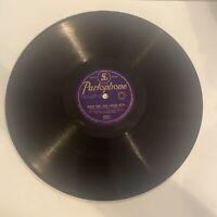 "Joe Daniels Stardust/Bugle Call Rag 10"" 78RPM Parlophone Vinyl"