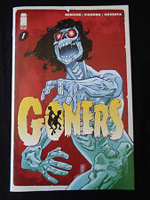 Goner 1-5 Image Comics VF+/NM+ High Grade